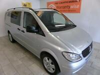 2009 Mercedes-Benz Vito 3.0CDi Comfort 120 Panel Van - Long ( High Roof ) auto