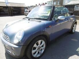 2005 Mini Convertible 1.6 One 2dr 2 door Convertible
