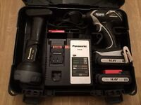 panasonic 14.4v impact driver and torch