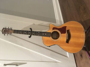 Taylor 312ce acoustic guitar. Immaculate condition!!!