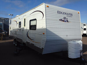 TRAVEL TRAILER,SUNNY BROOK EDGEWATER, 30FT,MONCTON