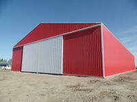 80' x 160'-20' Cold Storage Building