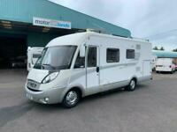 2012 HYMER B614 SL STAR EDITION FIAT DUCATO 3.0 POWER 160 MULTI JET AUTOMATIC A