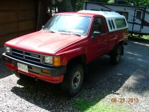 1988 Toyota Other Pickups Pickup Truck