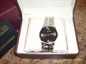 Men's Wittnauer Swiss Watch