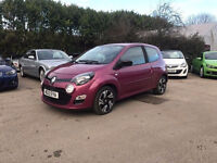 2012 Renault twingo 1.2 1200 Petrol manual 12,000 miles full service warranty finance part ex