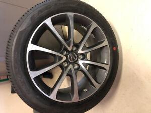Acura TLX 2016 | OEM Original Alloy Wheel | + 4 Original Tires