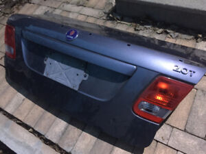Used Trunk Lid For 2004 Saab 9-3