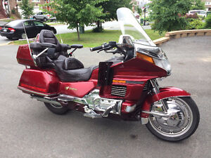 Well cared for, Twentieth Anniversary Edition Goldwing