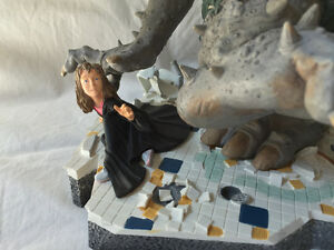 """Harry Potter """"Battling the Mountain Troll"""" Collectors Piece London Ontario image 5"""