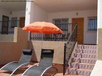 Costa Blanca, Ground floor apt, sleeps 4, English TV, A/C, communal pool from £210 pw (SM010)