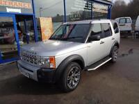 2007 LAND ROVER DISCOVERY 3 TDV6 XS 7 SEATER - NO VAT !! 4X4 DIESEL
