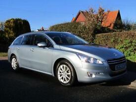 2013 Peugeot 508 2.0 HDi 140 SR 5DR TURBO DIESEL ESTATE ** HIGH SPECIFICATION...
