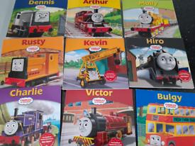 Thomas the tank character books 50p each