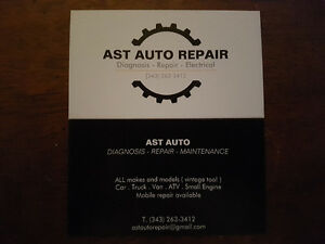 AST Auto Repair - Service all Makes and Models, ALL REPAIRS Belleville Belleville Area image 2