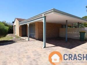 3 bedroom home with ducted aircon, garden shed and enclosed yard Willetton Canning Area Preview