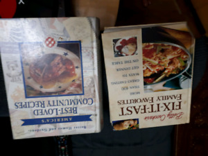 Family cook books
