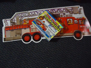 LARGE***FIRE TRUCK****FLOOR Puzzle Kingston Kingston Area image 4