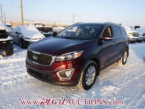 2016 KIA SORENTO LX+TURBO 4D UTILITY AT AWD LX+TURBO