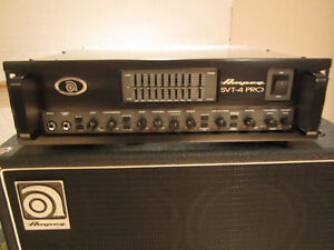 Ampeg SVT-4 Pro Made in USA