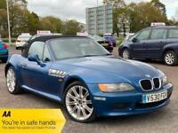 1999 BMW Z3 Z3 ROADSTER CONVERTIBLE Petrol Manual