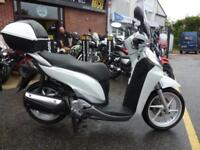 Honda SH300 2012/12reg 8642mile VGC PSH Top Box