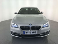 2015 BMW 520D LUXURY DIESEL AUTOMATIC 1 OWNER SERVICE HISTORY FINANCE PX WELCOME