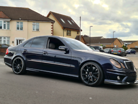 Mercedes E63 AMG V8 507BHP New Mot FSH HPI Clear
