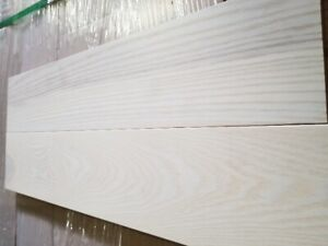 "1100 ft 5"" x 3/4 Solid Ash Hardwood - Bellawood - Carriage House"