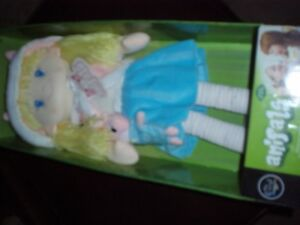 RAG DOLL**large**new in box