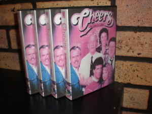 COMPLETE CHEERS DVD-R COLLECTION