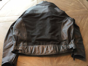 Motorcycle Jacket with zip out liner North Shore Greater Vancouver Area image 3