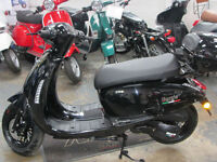 Neco Borgia 125cc Scooter. Learner Legal