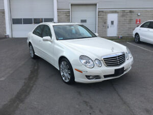 Mercedes E 350 2007 4MATIC