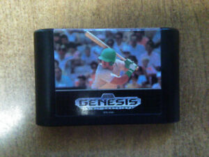 ►►►► SEGA GENESIS - SPORTS TALK BASEBALL◄◄◄◄