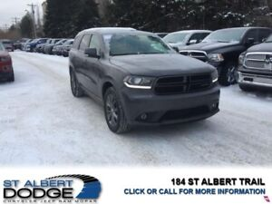 2017 Dodge Durango GT  HEATED LEATHER | BACK CAM | SUNROOF