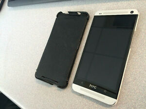 Unlocked HTC One (M7) - 32GB - Great condition