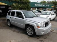 Jeep Patriot 2.0CRD Limited 2009 4X4 DIESEL 5DR 48000MLS EXCELLENT