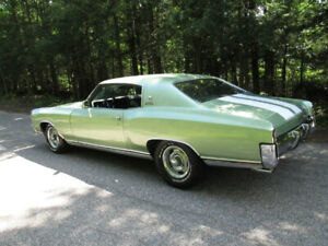Chevrolet Montecarlo | Great Selection of Classic, Retro