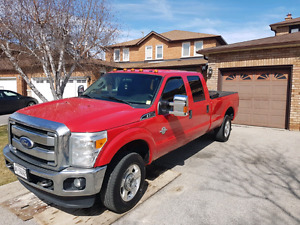 2011 FORD F350 XLT SUPER DUTY