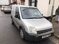 2004 04reg Ford Transit Connect 1.8 Tdci Silver 108k Miles