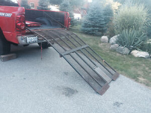 RAMP for pick up truck