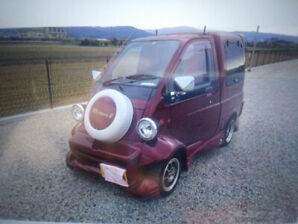 Super rare, unique cute Japanese car 1997 Midget 2 $ 12,000.