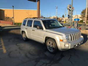 MOVE AWAY SALE! 2008 Jeep Patriot LIMITED!