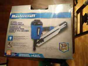Mastercraft framing nailer