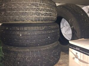 Firestone Destination 265/65R17