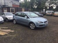 05 plate ford focus 1.6