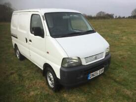 Suzuki Carry Van 1.3 One Owner From New In Lovely Original Condition
