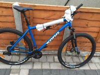 Kona mountain bike (BRAND NEW)