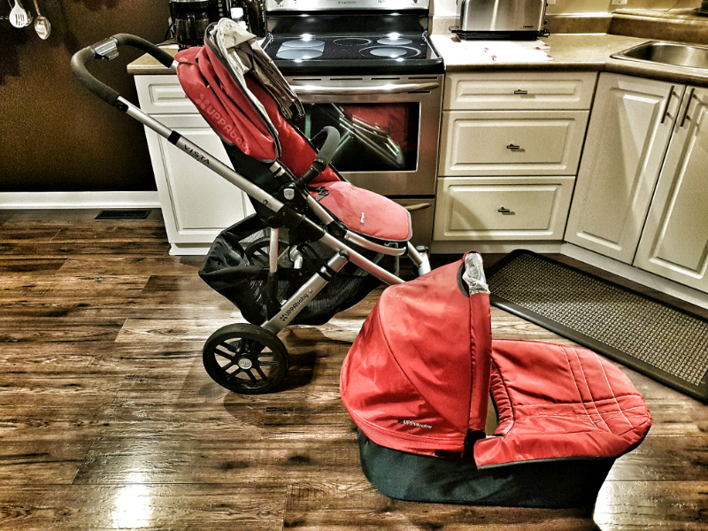 Uppababy Vista Stroller   Strollers, Carriers & Car Seats ...